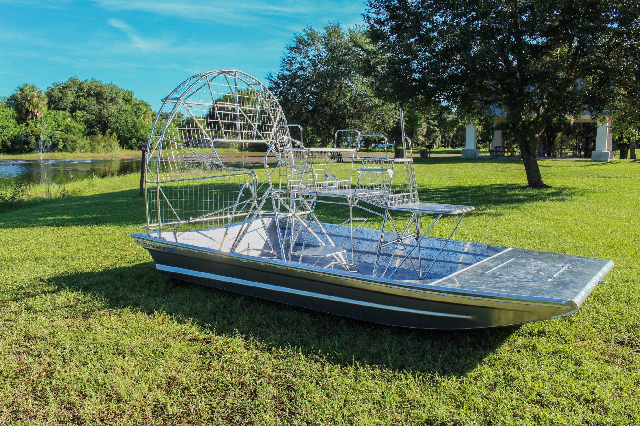 KIT BOAT 3 – Diamondback Airboats